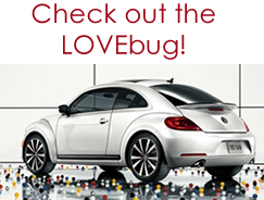 Check out the LOVEbug!